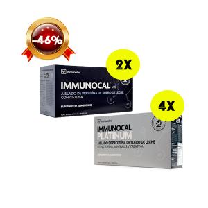 Paquete Abundancia Immunocal