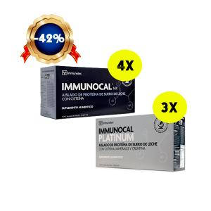 Paquete de Exito Immunocal
