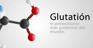 Glutation antioxidante maestro