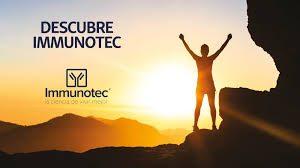 Regístrate en Immunotec
