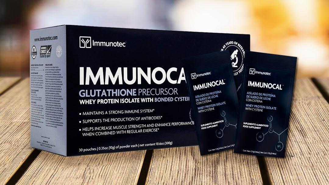 Diferencia Entre Immunocal y otros suplementos alimenticios