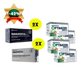 Paquete de Immunocal Optimizer